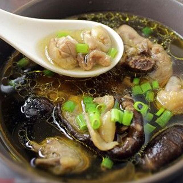 香菇雞湯(湯底300g+雞腿塊x2+香菇1朵)赤豪家庭私廚 個人獨享包