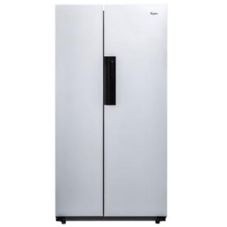 [桂安家電]請議價 中彰投免運+定位 惠而浦 對開門冰箱 WHS600LW 臺中市