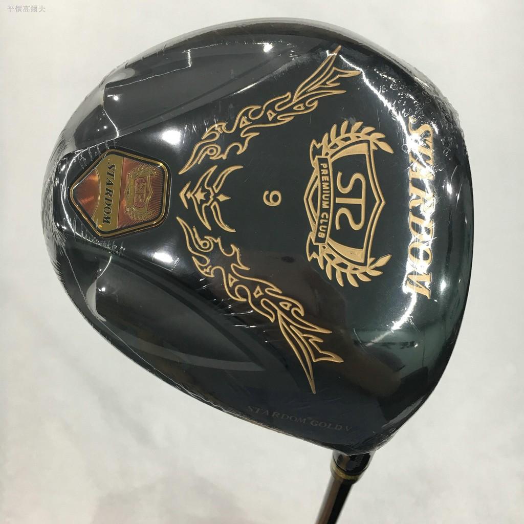 現貨熱銷♘☢高爾夫一號木 高爾夫球桿katana六代voltio一號木發球木木桿單