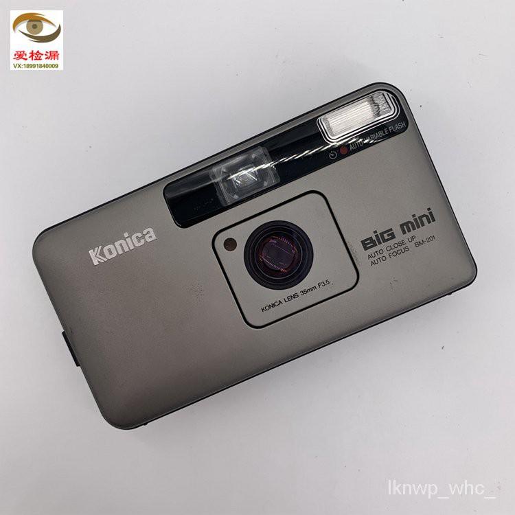 柯尼卡KONICA big mini201 月光機 135膠片相機現貨免運