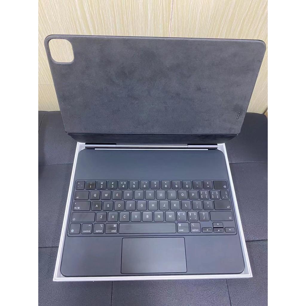 二手Apple/蘋果 pro妙控鍵盤 12.9寸 ipad智能鍵盤無線 air4