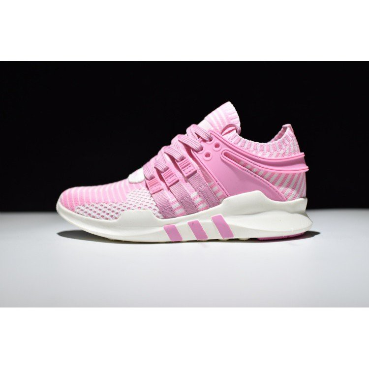 best sneakers d3ea3 0fdb1 Adidas EQT SUPPORT ADV TRIPLE PIN 慢跑 女 粉 白