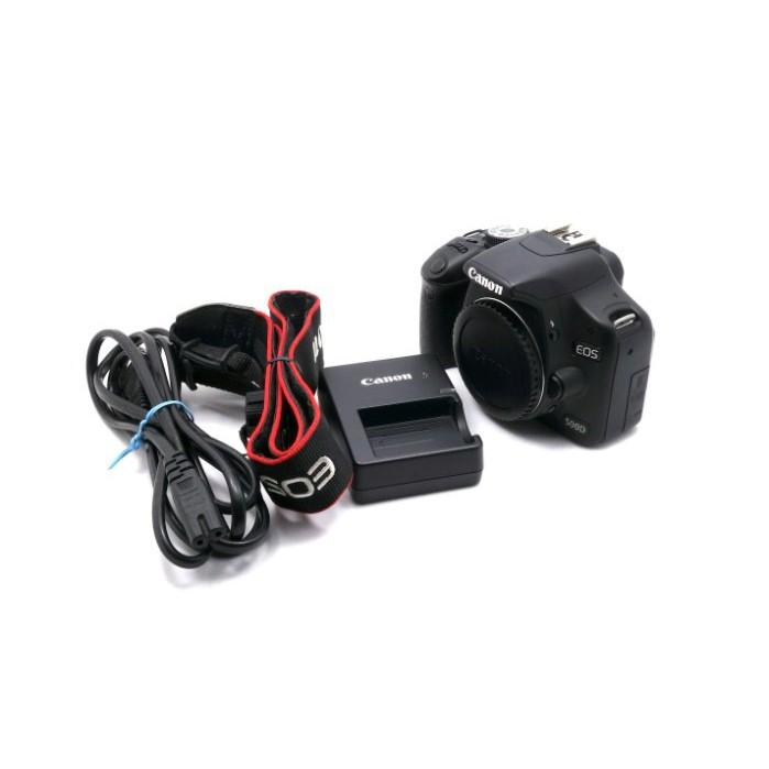 【台中二手Canon500D機身】Canon EOS 500D 單機身  快門次數約14717 #25645