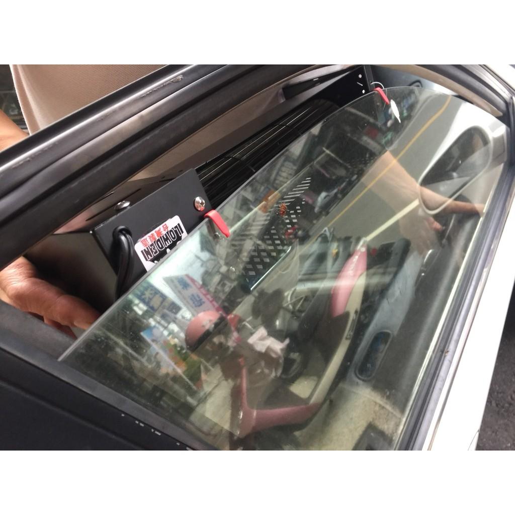 車內用台灣製Lowden橫流扇 12v/110V< 也能製24 DC專用版>露營車用風扇