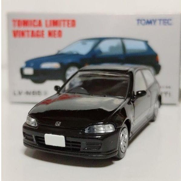 Tomytec 1/64 TLV LV-N65a Honda CIVIC VTi EG6 本田 喜美 Tomica