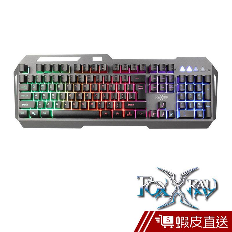 FOXXRAY 強襲戰狐 電競鍵盤 遊戲鍵盤 電玩 無邊框 背光 RGB 不衝突設計 FXR-BKL-36現貨 蝦皮直送