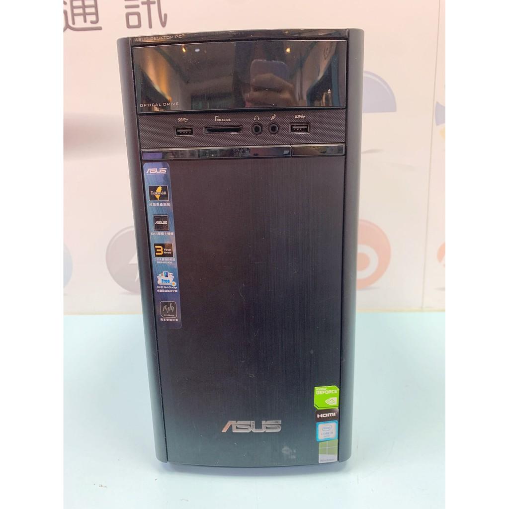 ASUS K31CD主機 i5-6400/4G/1TB/GT720 桌上型電腦主機 #二手主機 #漢口店 00AVM