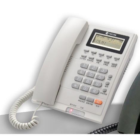 東訊TECOM AP-3303 顯示型電話單機