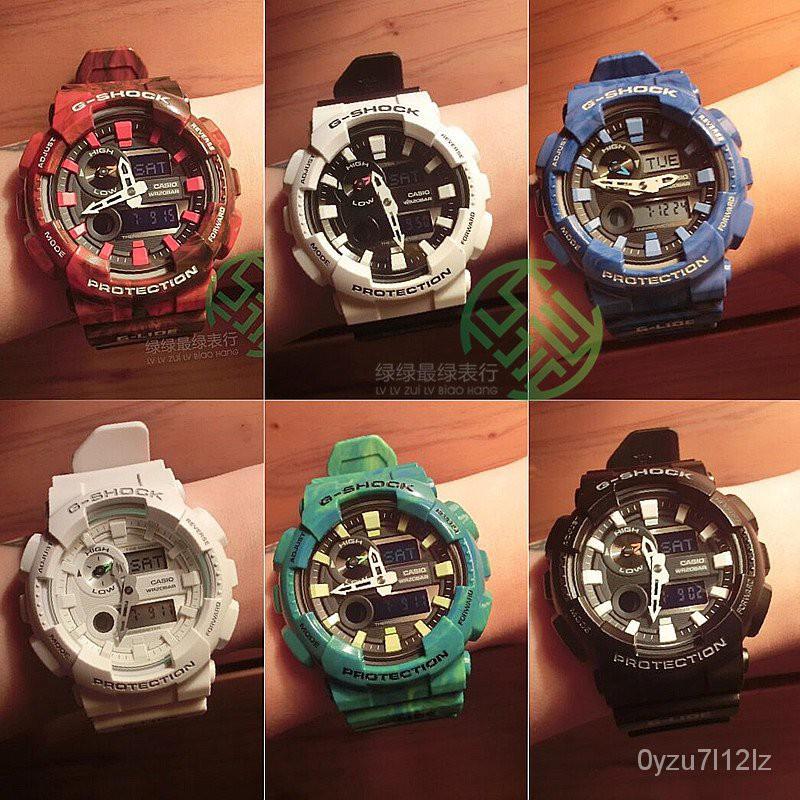 CASIO卡西歐G-HOCK GAX-100A-7A 100B-1A 7A/100MSA/B 2/3/4A手錶 5pj1