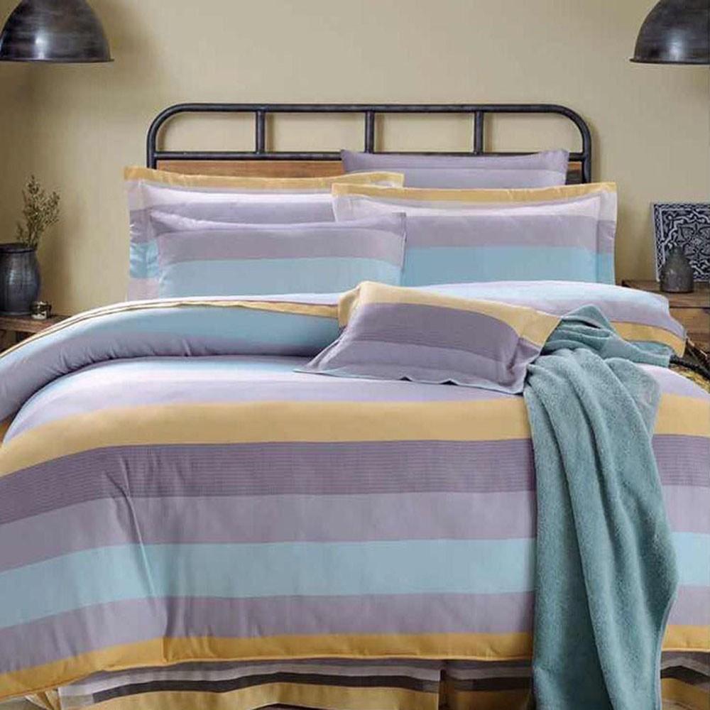 奧地利 米蘭 天絲3M吸濕排汗兩用被床包組-床包高度35cm -一般床墊/獨立筒床皆適用