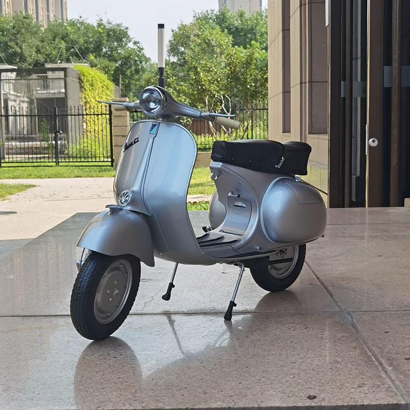 1:3 比亞喬 Piaggio Vespa GS 摩托車模型 意大利小綿羊摩托車
