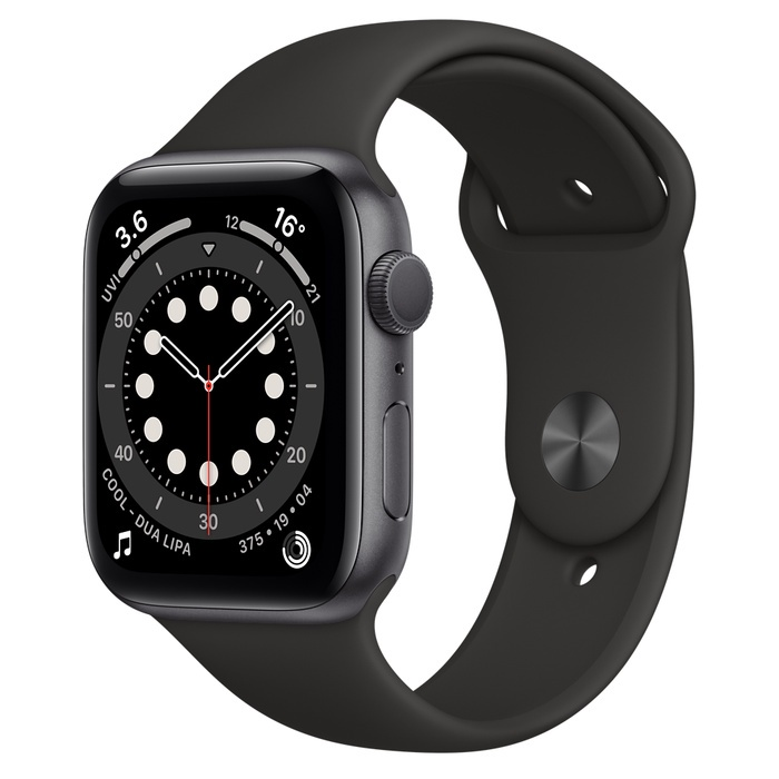 Apple Watch 6 GPS/LTE 44mm 血氧濃度測試/手機電動車解鎖超方便