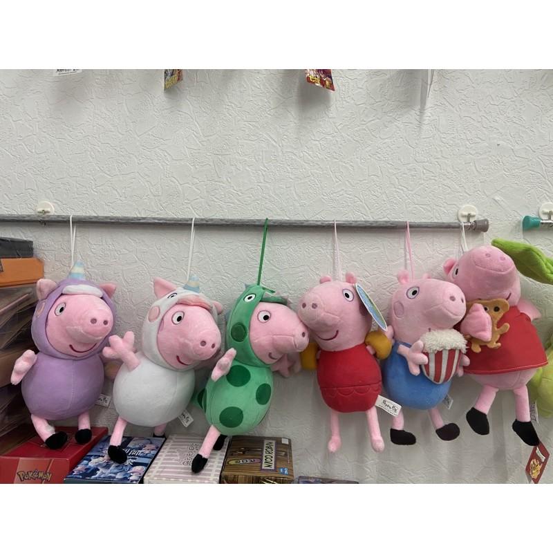 佩佩豬全家福6吋系列
