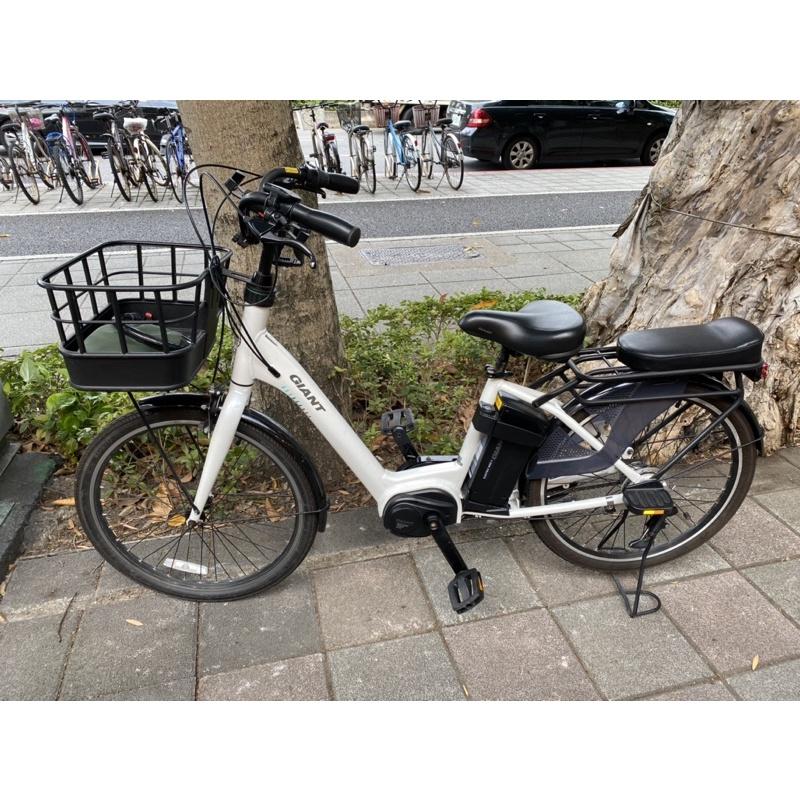 捷安特 MIYA E+ 親子車 日式親子電動輔助自行車