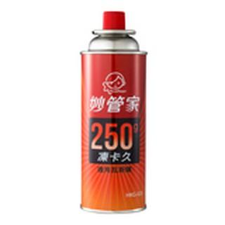 妙管家通用瓦斯罐 250公克 高雄市