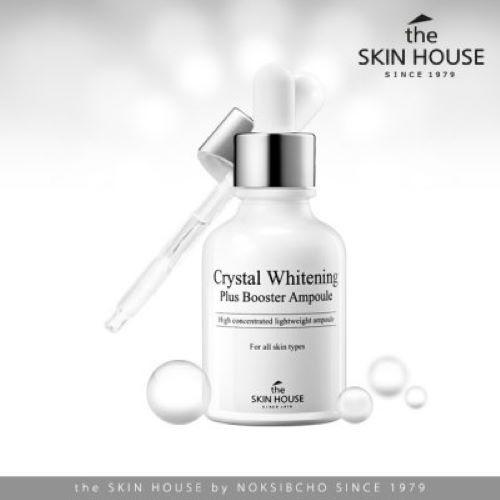 The Skin House『 嫩白保濕精華安瓶 』30ML