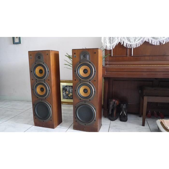 英國古典 B&W DM3000 落地喇叭( JBL tannoy usher 請參考 )