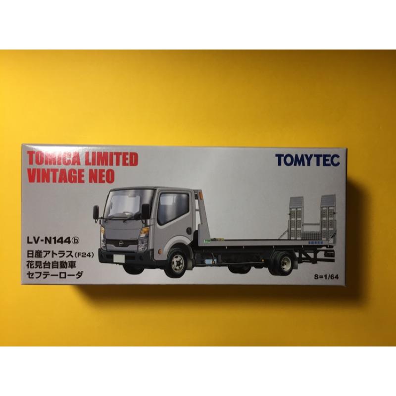 TOMICA LIMITED VINTAGE NEO LV-N144 花見台自動車(銀色)