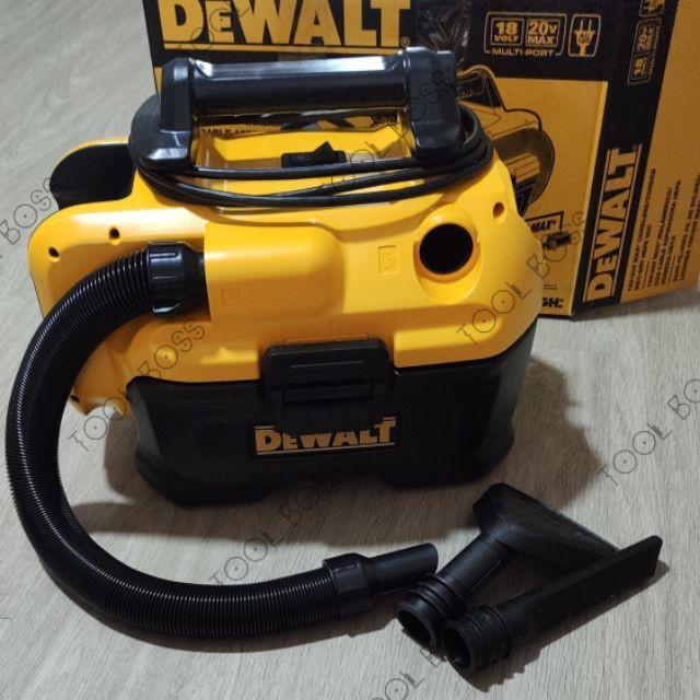 現貨!全新 美國 Dewalt 美規 得偉 DCV581 DC/AC 交/直流 乾濕兩用 吸塵器 DCV581H