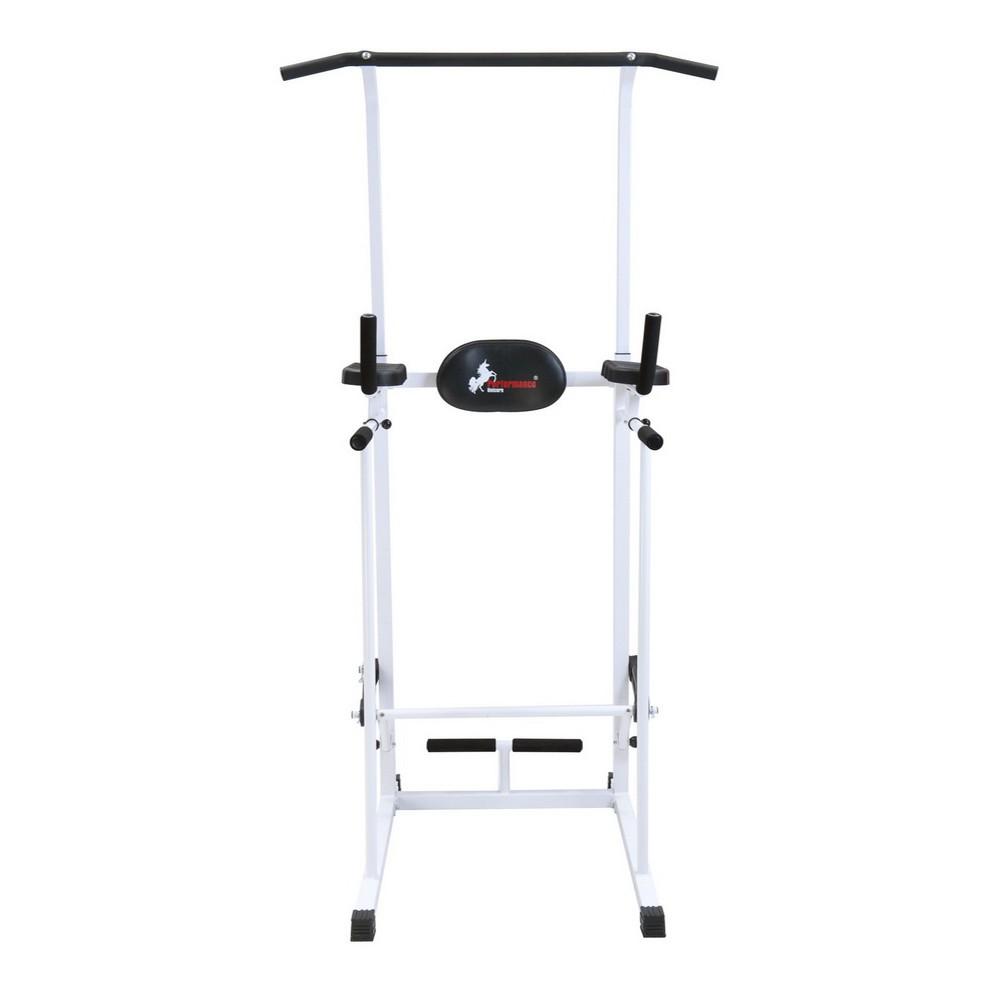 【X-BIKE 晨昌】多功能 肌肉訓練單槓/仰臥起坐伏地挺身架/鞍馬運動(50700)