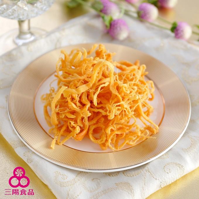【三陽食品】 辣味乳酪絲(奶素)