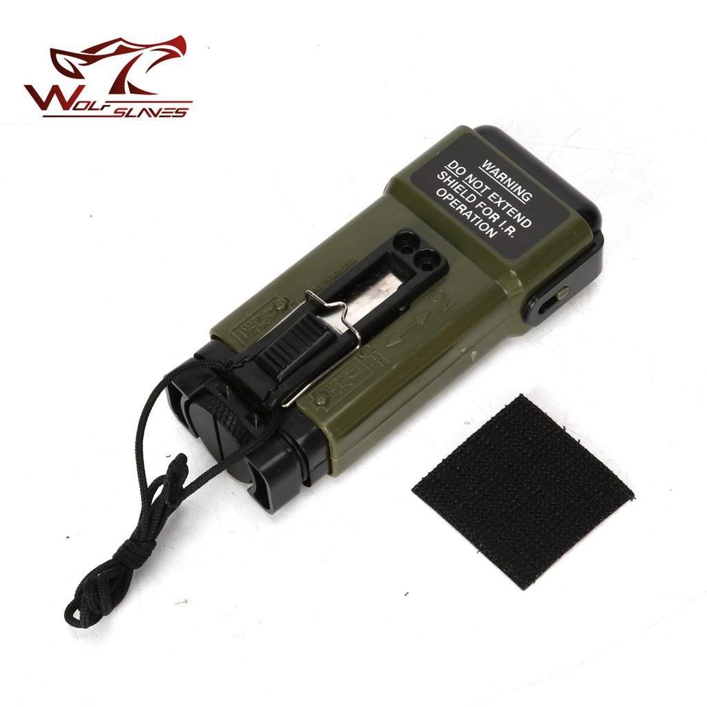 ♦熱賣功能版美式MS-2000求生燈 MS2000頭盔燈野外救生燈/戶外信號燈