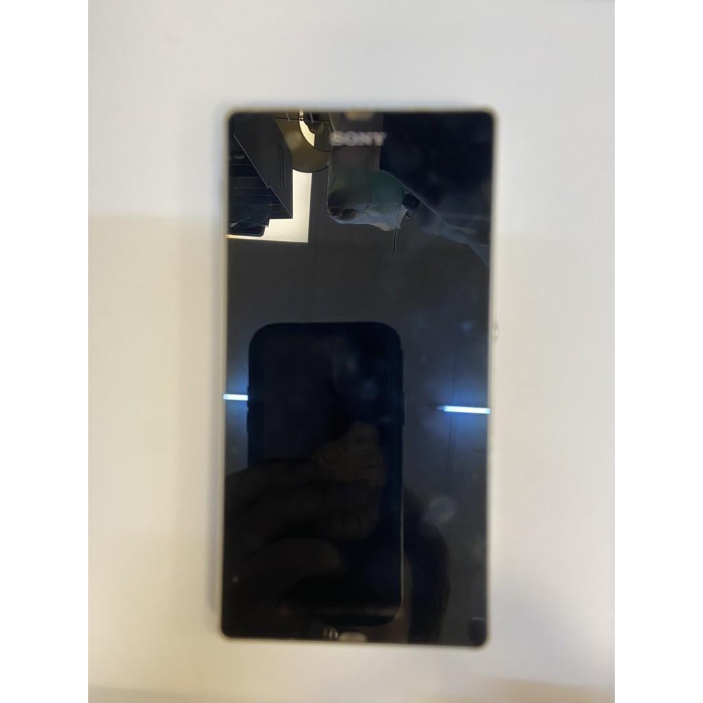 [幸福七號倉]二手Sony 索尼 xperia Z ce0682(白)零件機
