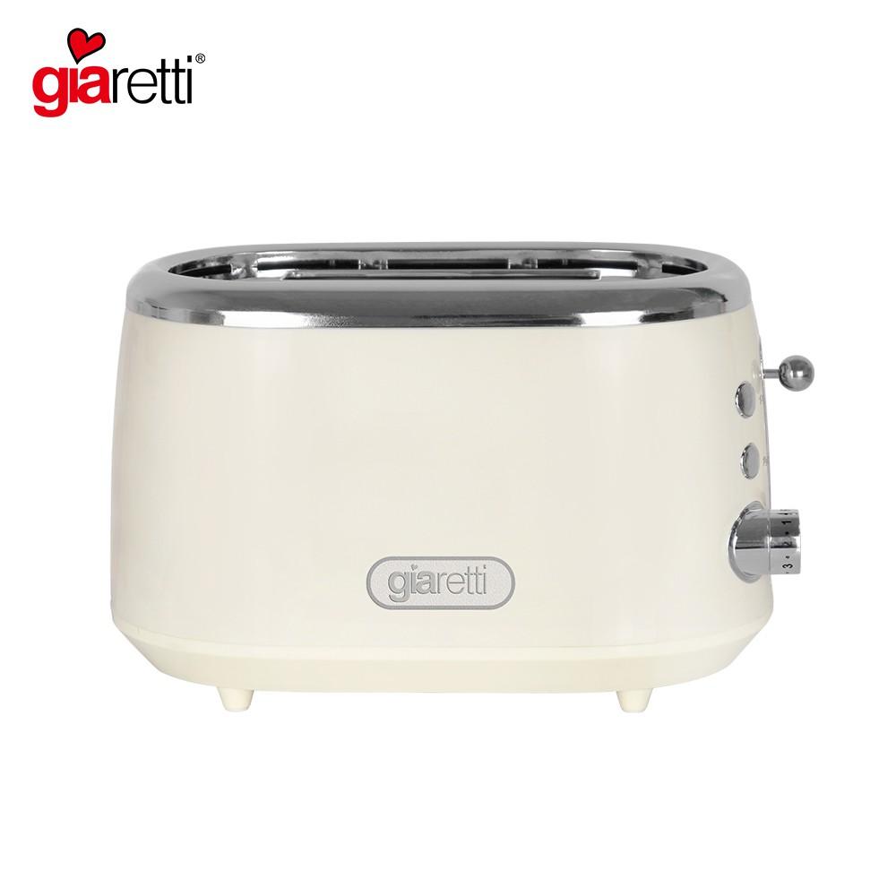 【義大利Giaretti】懷舊復古造型烤麵包機 烤土司機GT-OT10