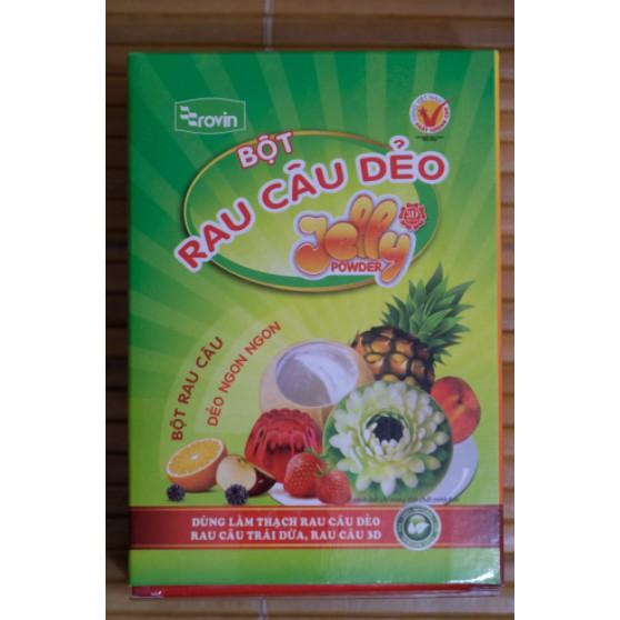 [現貨] 越南 果凍粉 10g*12包/盒 原味  原裝 果凍花