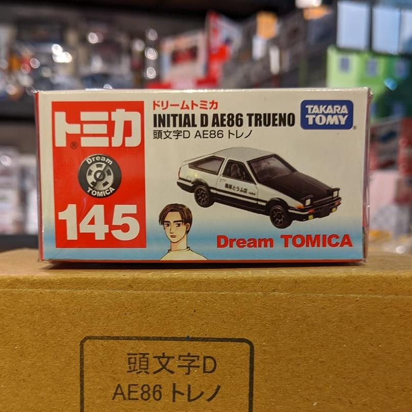 [日版現貨/Tomica] Dream Tomica 145 頭文字D AE86