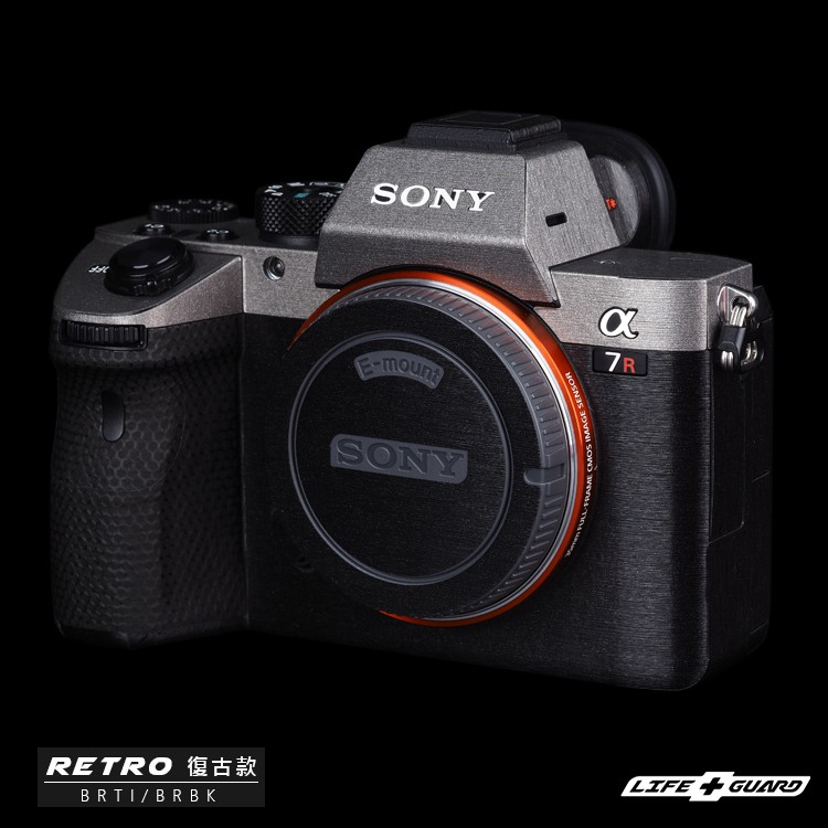 【LIFE+GUARD】 SONY A73 / A7R3 A7III / A7RIII 機身 相機 包膜 貼膜 保護貼