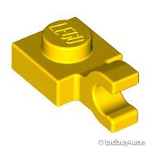 LEGO零件 變形平板磚 1x1 61252 黃色 4540040【必買站】樂高零件