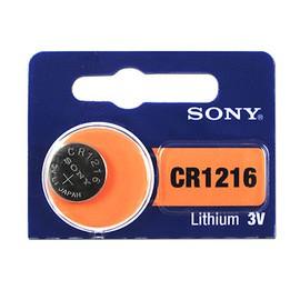 SONY 鈕扣型電池 CR1216 (5入)