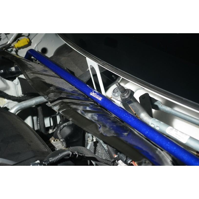 哈瑞斯 引擎室拉桿8964引擎室拉桿HARDRACE VW TIGUAN SKODA KODIAQ