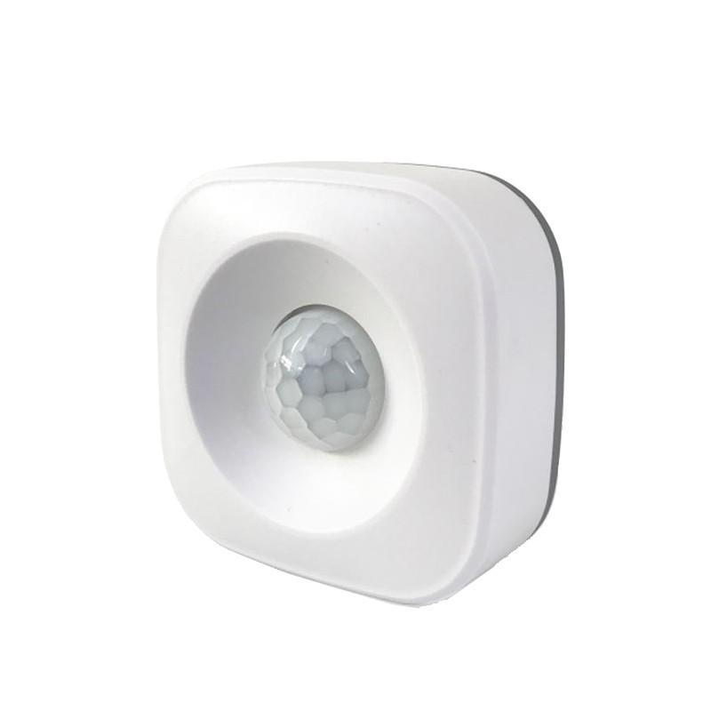 [台中悠聯通]無線人體感應器 APP紅外線感應器 電燈感應器 防盜移動感知器感應開關 無人保全 感應燈夜燈走廊燈樓梯燈