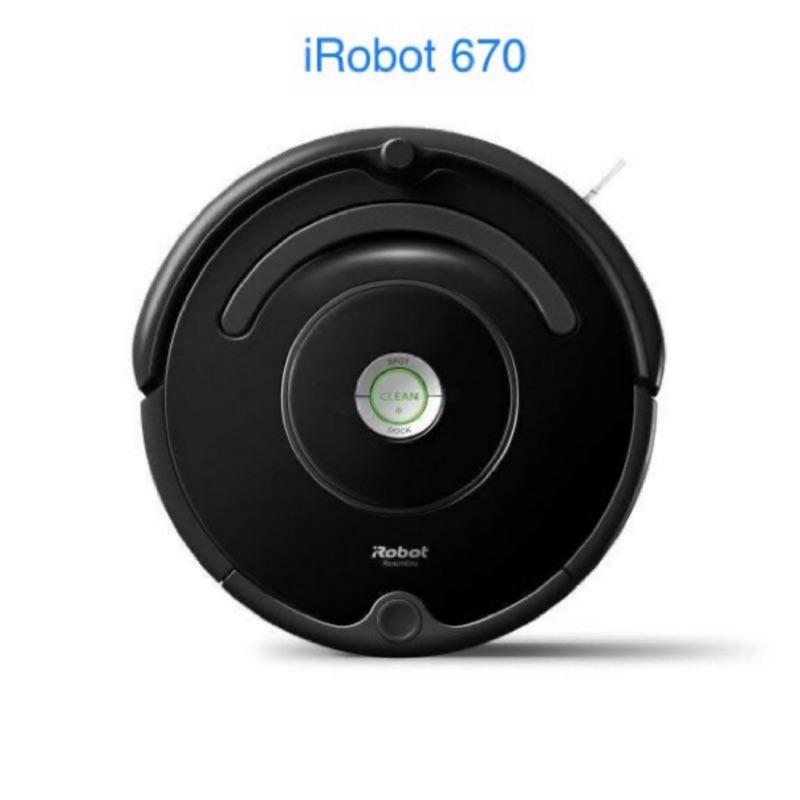 全網最低價!【iRobot】美國iRobot Roomba 670、678、690 wifi掃地機器人