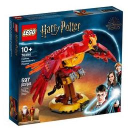 玩樂趣 LEGO樂高 76394 Harry Potter-鄧不利多的鳳凰佛客使 全新盒組