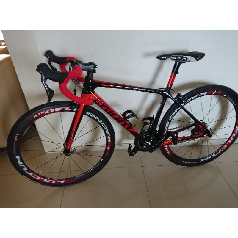 捷安特Giant TCR ADVANCED SL ISP車架
