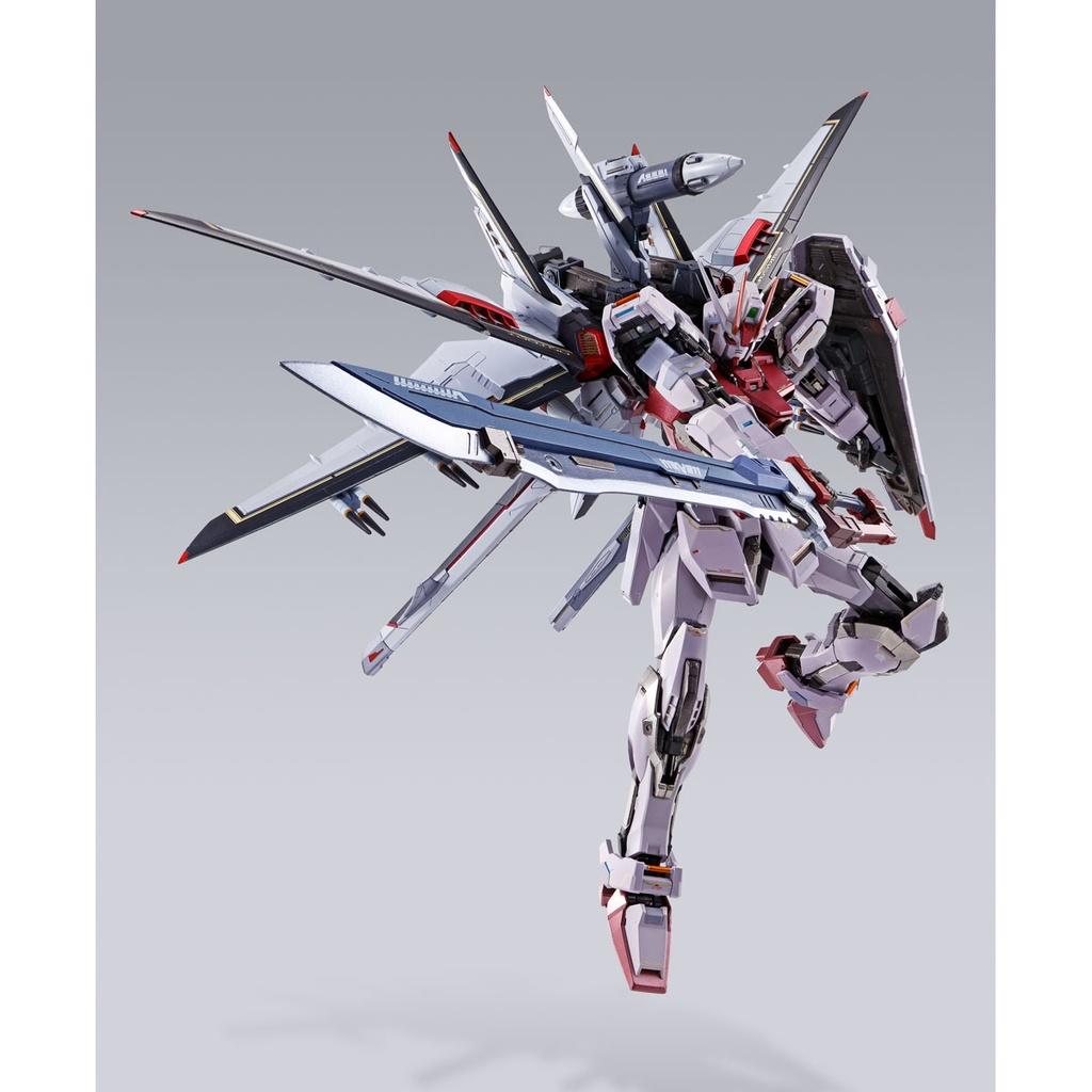 [預購]11月 萬代 BANDAI PB魂商限定 MB METAL BUILD 嫣紅攻擊鋼彈 鳳裝備 翔翼攻擊 完美攻擊