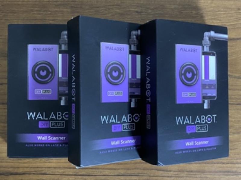 【預購】Walabot DIY Plus/Deluxe手機版牆壁內透視器 螺柱 金屬或塑膠管路 電線 提供中文說明書