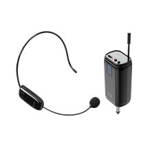 思庫SHIDU 頭戴式多功能無線麥克風 VBH3S 台灣公司貨