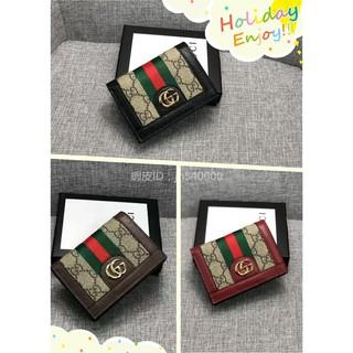 全新專櫃正品 GUCCI Ophidia GG Card Case 523155 新款🔥經典Logo短夾 卡包 皮夾 屏東縣
