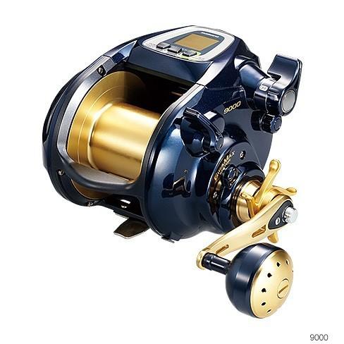 源豐釣具 SHIMANO Beast Master 9000 BM9000 舊版 深海 船釣 鐵板 電捲 電動捲線器