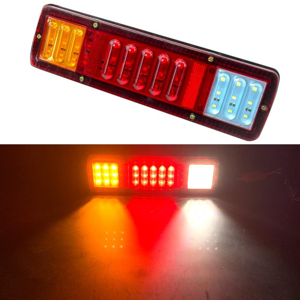 12V 5D爆亮款 LED 尾燈 後燈 剎車燈 煞車燈 車尾燈 方向燈 倒車燈 小貨車 發財車 威力