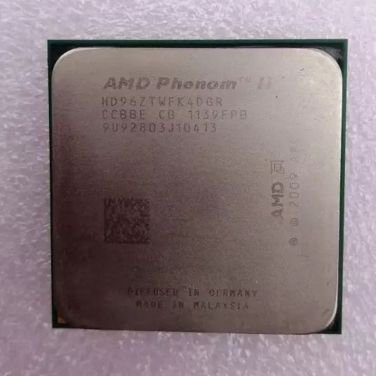 #熱賣低價中AMD 羿龍II X4 960T CPU四核心處理器938針