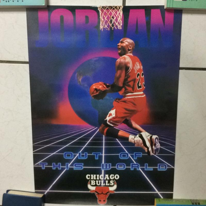 Michael Jordan 海報