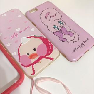 🐰Wego兔✨二手手機殼 iphone6/ 6s 4.7大眼兔 萌萌兔 日本可愛 娃娃 台中市