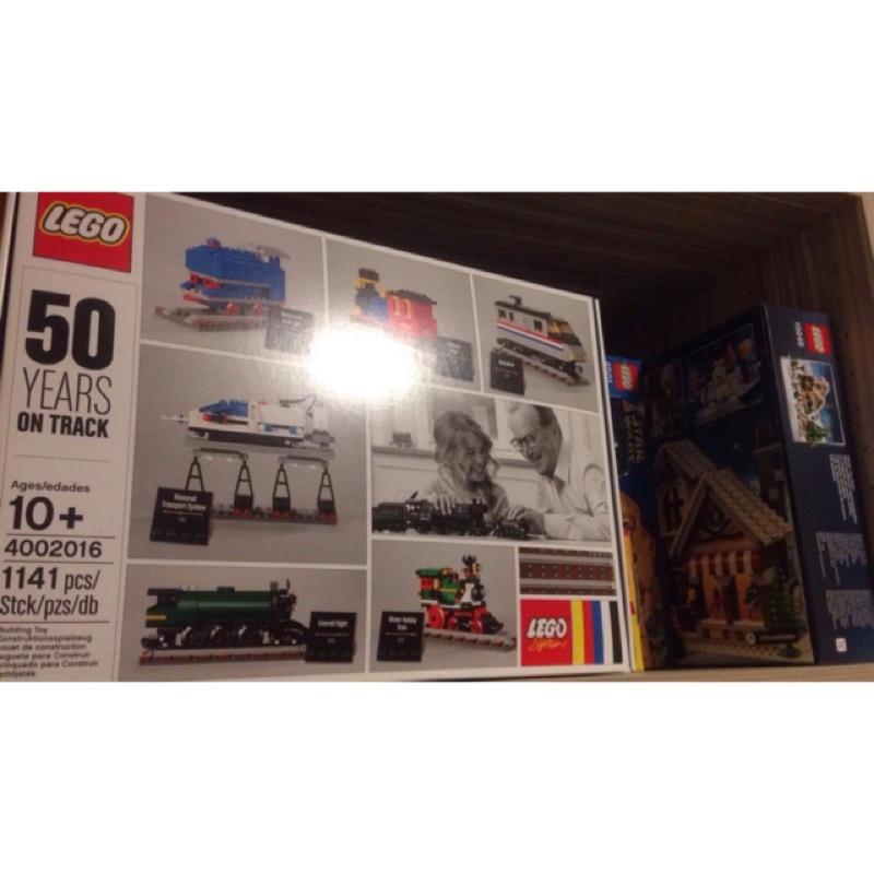 [美美] 台日韓港代購 LEGO 4002016 樂高50週年限定盒組