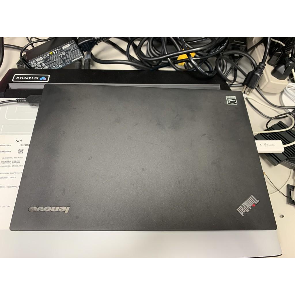 [宅瑞玩具屋| 二手電腦 ]Lenovo ThinkPad X240、i5-4210U/4G/500G|北市信義區自取