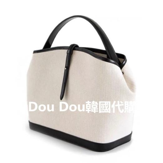 【預購】Dou Dou韓國代購🇰🇷有開發票🇰🇷經典帆布包 ear studio款